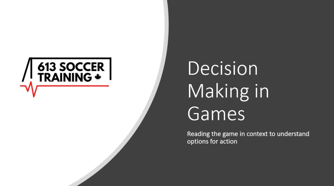 Decision Making in Games